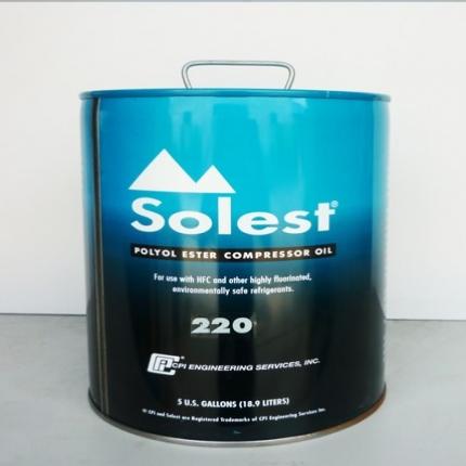 Solest 220冷冻油