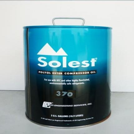 Solest 370冷冻油
